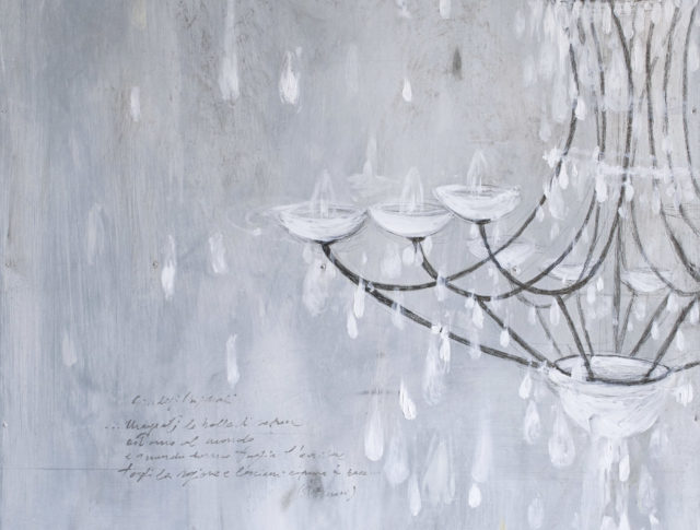 Giudizi universali - 60x80 cm - 2014 - Olio su lamiera